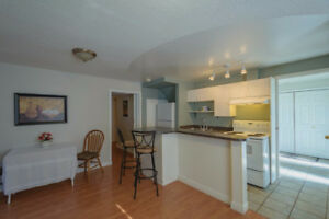 1 bedroom - Garden Level Suite (Abbotsford)