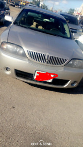 Selling 2006 lincoln ls v8 supercharged