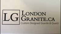 HIGH QUALITY GRANITE COUNTER TOPS!!