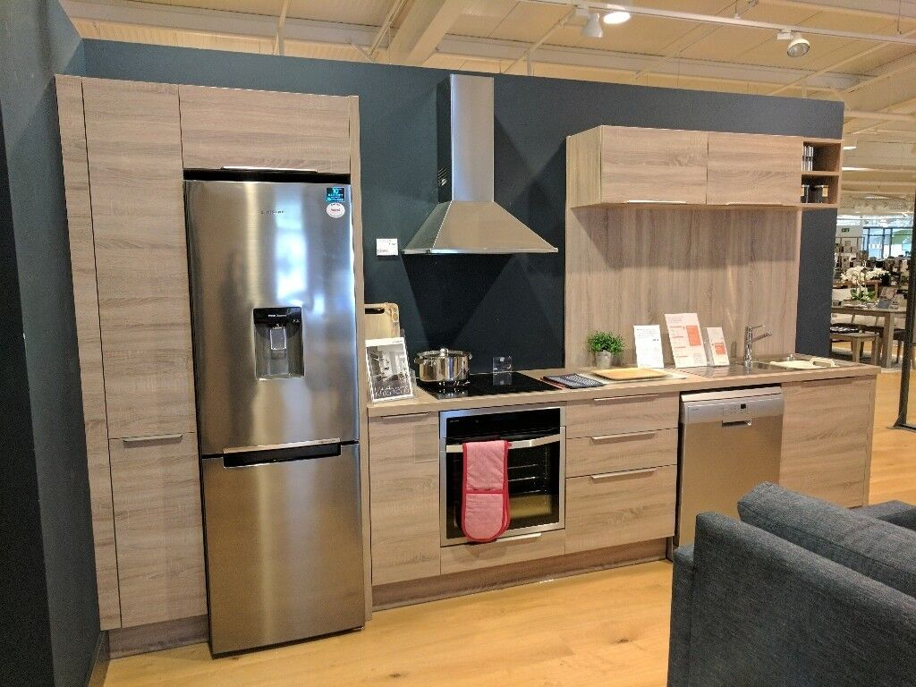 John Lewis Fitted Kitchen, House Range (Ex Display), Appliances ...