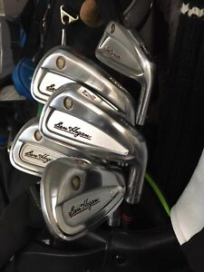 Ben Hogan PTx Irons with Ft 15 Wedges