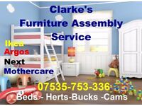Furniture Assembly Service for all makes   IKEA   John Lewis   NEXT   MADE