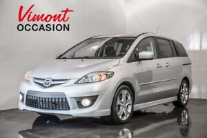 2008 Mazda Mazda5 GT MAGS TOIT OUVRANT