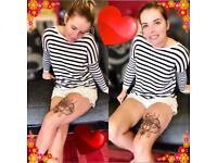 Henna /mehndi /tattoo artist