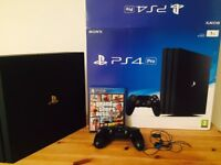 Sony PlayStation 4 Pro 1TB (+ GTA 5)