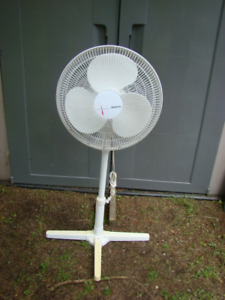Upright Oscillating fan by Homes