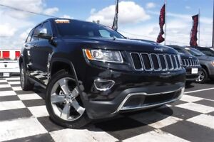 2016 Jeep Grand Cherokee Limited | Navigation | Backup Camera |
