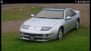 Nissan 300zx twin turbo 1993 RHD