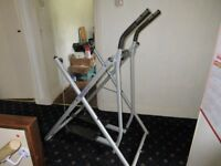 Tony Little Gazelle Freestyle Cross Trainer - used - Pick up from Southgate , North London