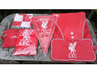 Liverpool FC Souvenir Items