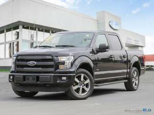 2015 Ford F-150 $301 b/w tax in   Bluetooth   Leather   Remote S