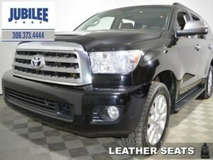 2014 Toyota Sequoia Platinum  -  JBL Audio -  Blu-Ray