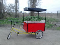 vending tricycle