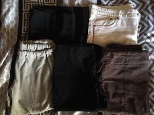 Dress pants & capris