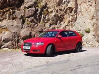 AUDI A3 SPECIAL EDIT FOR SALE