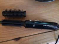 Vidal Sassoon Heated Hair Brush