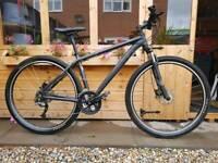 Trek 8.5DS hybrid/mountain bike