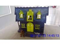 Scooby doo - Mystery mansion play set
