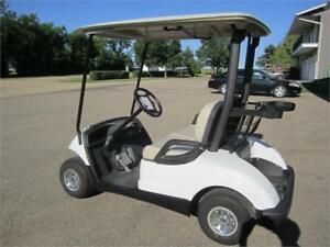 2012 Yamaha gas golf carts