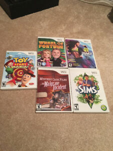 Nintendo Wii Games for Sale