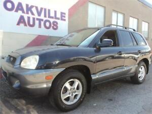 2004 Hyundai Santa Fe GL LEATHER LIMITED AWD