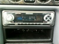 Pioneer mosfet single play CD player