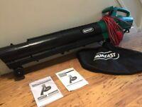 Qualcast 2800W Garden blower and Vacuum - NEW! Still in Box