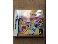 Nintendo DS Disney Princess game