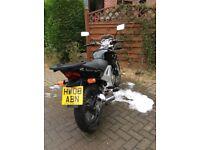 Honda CBF250 commuter bike - Low mileage