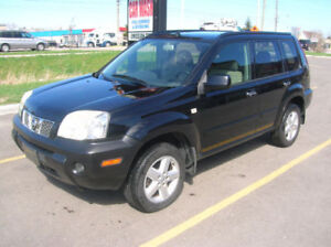 2005 Nissan X-trail SE SUV, Low KMs! Cert/Etest Available!