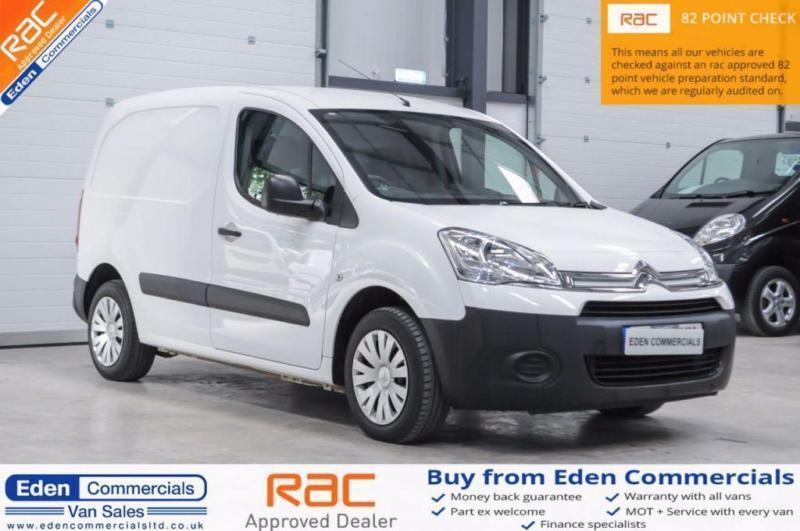 2015 15 CITROEN BERLINGO 1.6 625 ENTERPRISE L1 HDI 1D 74 BHP DIESEL PANEL VAN
