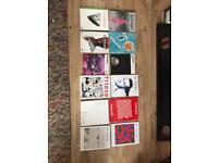 12 art magazines (Frieze, Flash Art, Art review and Elephant)