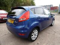 Ford Fiesta 1.4 TDCI ZETEC (TINTED WINDOWS + FINANCE AVAILABLE)