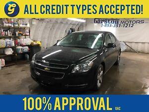 2012 Chevrolet Malibu LT*KEYLESS ENTRY*ALLOYS*AM/FM/CD/AUX*ON ST