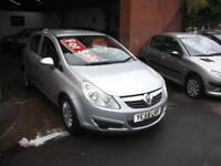 2008 Vauxhall/Opel Corsa 1.2i 16v ( a/c ) 2008MY Life 68.691 Miles
