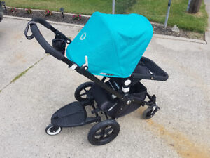 Bugaboo Cameleon stroller with tons of EXTRAS