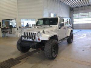 2012 Jeep WRANGLER UNLIMITED Sahara-AWD