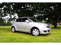 2008 SUZUKI SWIFT 1.3 GL 5 DR HATCHBACK**MOT TILL MARCH 2018*1 FORMER KEEPER*RECENT MAJOR SERVICE**
