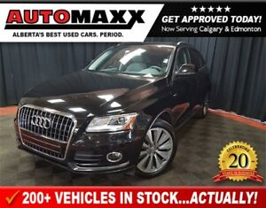 2014 Audi Q5 AWD w/Leather/Nav/Pano Roof!