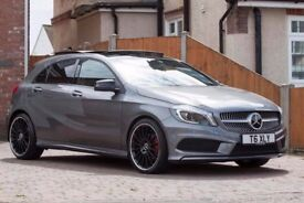 Mercedes Benz A180 CDI AMG Sport BlueEfficiency Premium Plus
