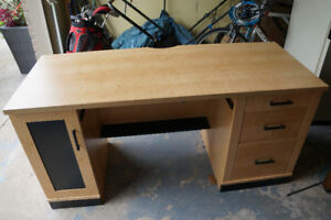 Desk & Chair for sale OBO