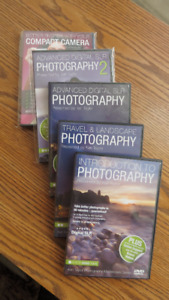 Photography DVD's