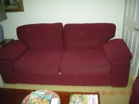 For sale ;- Sofa Bed and single sofa