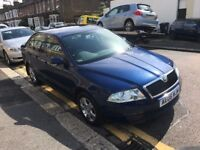 SKODA OCTAVIA 1.9 PD DIESEL AMBIENTE BLUE 2006 CAMBELT+WATER PUMP CHANGED FULL SERVICE HISTORY CLEAN