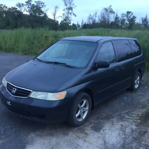 2004 Honda Odyssey Familiale