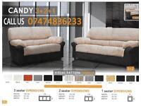 Candy 3+2 sofa suite eWaJ