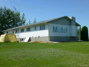 Motel and House for Sale