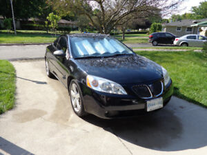 2006 pontiac G6 GTP 2 dr. Grand Touring Package