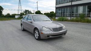 Mercedes Benz  C240 4 Matic  2003