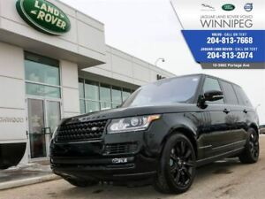 2016 Land Rover Range Rover SC *AMAZING CLEARANCE PRICING*